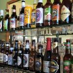 We carry a large selection Craft Beers