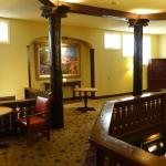 El Tovar Hotel interior - upstairs