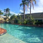 Pool facilities are beautiful