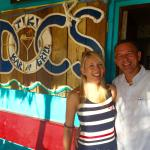 We have changed our name from Licks to DOC'KS Tiki Bar and Grill. Come visit us and see our NEW
