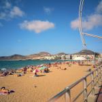 Photo de Playa de Las Canteras