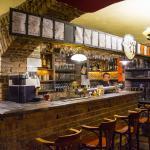 Zly Casy restaurant in Prague