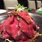 Foto de Natural Dining Kobe Niniku Labi Senri Chuo
