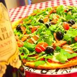 Foto van Novapizza Vegetarian Kitchen