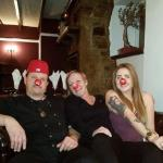 Red Nose Day with the owner