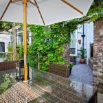 The Garden Apartment
