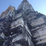 Wat Phu Khao Thong (Golden Mount) Photo