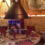 Restaurant Le Saint Moritz