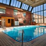 Indoor Heated Pool with Sauna & Hot Tub