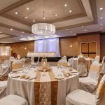 The Burgundy Ballroom
