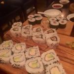 Good Sushi mix!