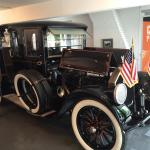 Woodrow Wilson Presidential Library and Museum, his Presidential Limo