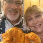 The Wild Lobster Mushroom and Innkeepers, Susie and Bill