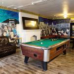Main Lounge/Pool Room area