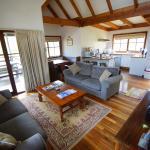 Cottage - Inside Lounge - Kitchen