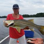 My 25lb Snook