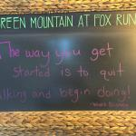 Green Mountain at Fox Run Bild