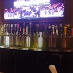 Great craft beer selection!!