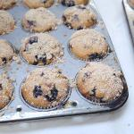 Who doesn't love a blueberry muffin?