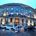 Top 5* Boutique Hotel - elegante Zimmer, super service - ruhige & zentrale Lage - das Tapas-Menu