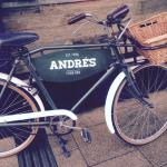 Andre's New Brand Bike