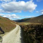 Cycling amongst our stunning landscape