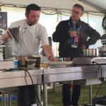 Chef Mathieu Le Tinier