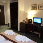 Moderne Zimmer mit zeitgemäßem Komfort