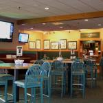 Partners Pub - The main dining, restaurant and bar area.