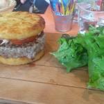 Le burger o'saveur