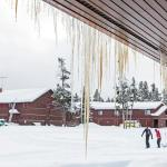 Old Faithful Snow Lodge and Cabins Resmi
