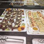 Amanecer y cena en el hotel Risco del Gato
