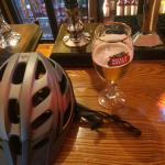 Lovely pub for a cycle 😀