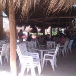 patio hotel ojo de agua restaurante pto morelos with beach sports bar construction