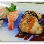 Nigiri   Unagi, BBQ Scallop,Ebi,Hamachi,Maguro,Saba...