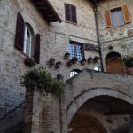 Hotel Restaurant Pallotta Assisi Bild