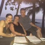 We dined at Playa several nights while we were in Montezuma. Every meal and staff were perfect.