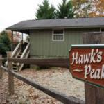 Hawk's Peak 1 bedroom cabin