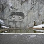 Photo de Lion de Lucerne