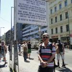 Checkpoint Charlie Foto