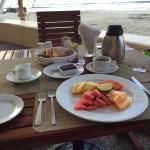 Breakfast from Brisas del Mar