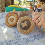 Coconut and Pineapple 'Pies' - Home Made by Vie!  YUM!!!
