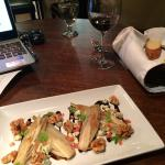 Endive Salad with walnuts and blue cheese