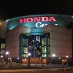 Honda Center Foto