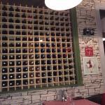 Le choix des vins