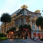 Photo de The Fullerton Hotel Singapore