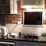 Camellia kitchen
