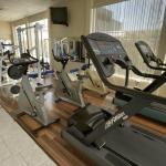 Fitness Facility at Unipark Hotel
