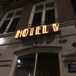 Photo de Hotel V Nesplein