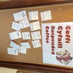 Suspended coffee scheme - great idea!